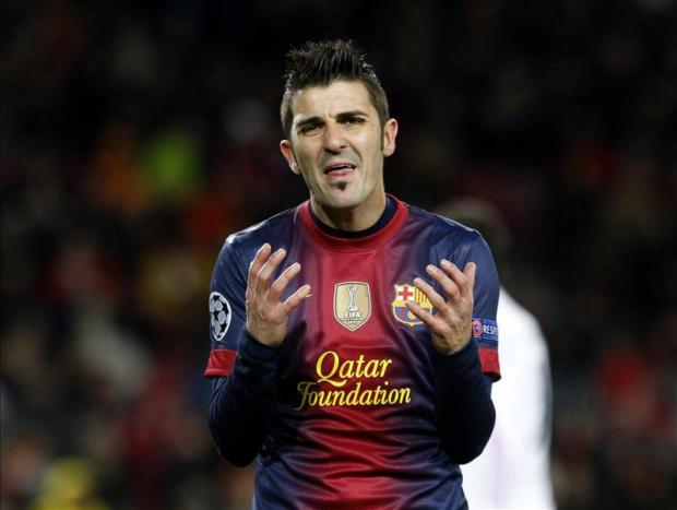 Wants out: Villa is thought to be seeking a move (Picture: Action Images)