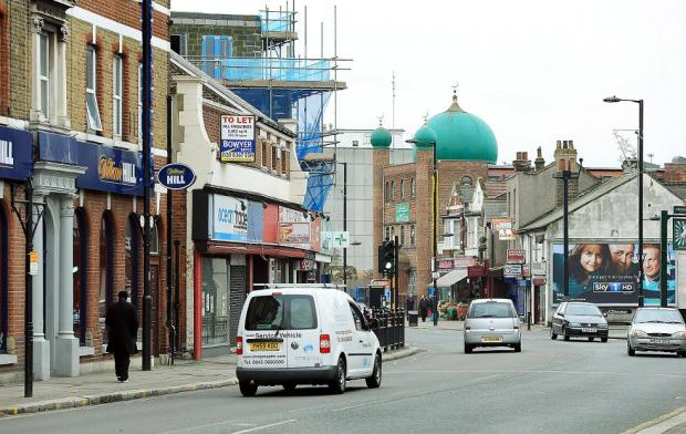Plans are underway to regenerate Ponders End High Street