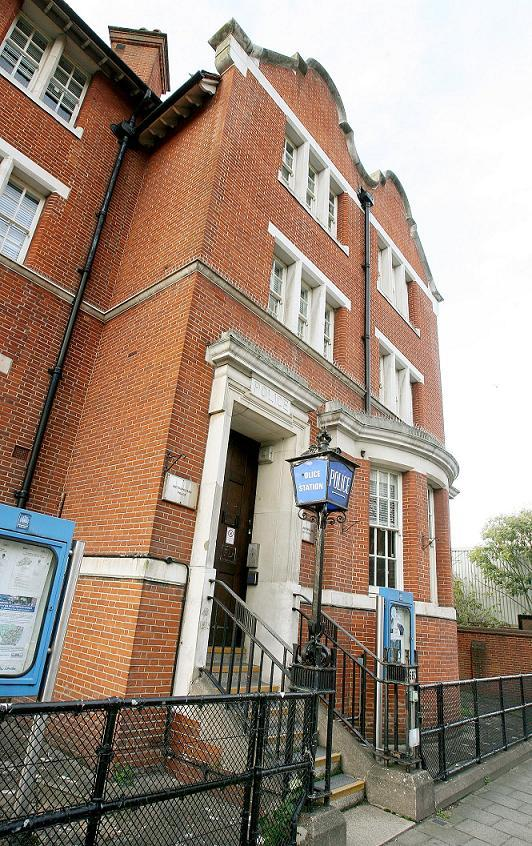 Winchmore Hill Police Station could close under current plans