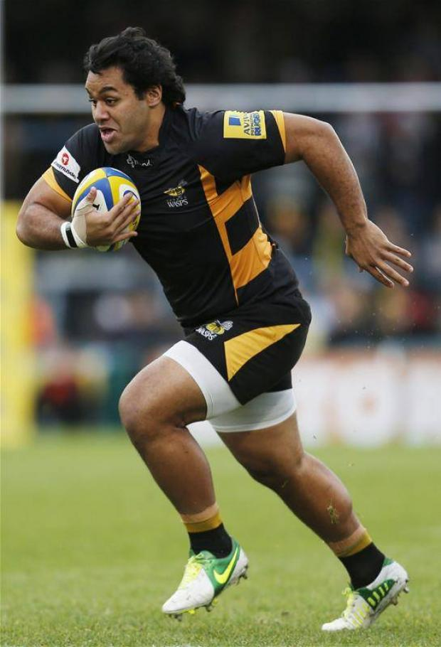 Vunipola joined Sarries for 'family reasons', say Wasps