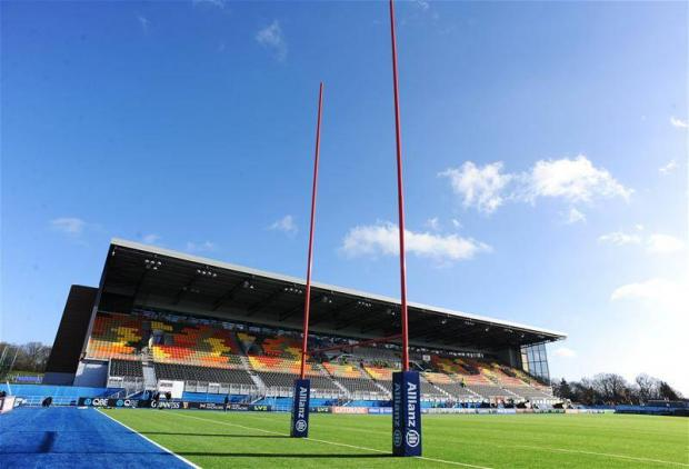 Ed Griffiths, CEO of the Premiership club, said it felt good to finally get in to the former Copthall Stadium, now named Allianz Park