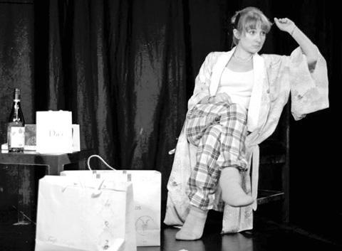 Playwright Katherine Rodden
