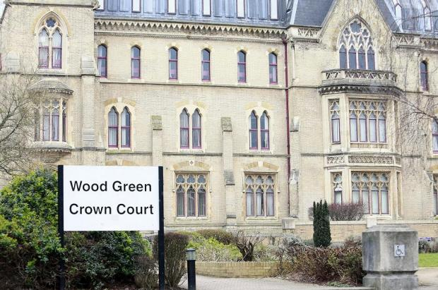 The man appeared at Wood Green Crown Court on Friday