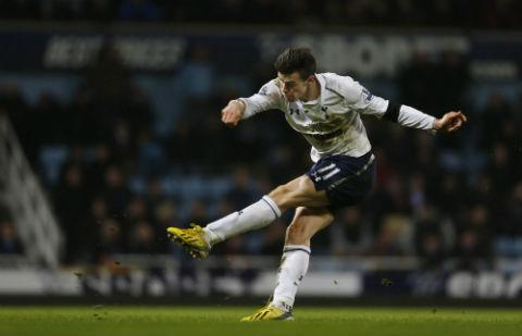 Enfield Independent: Bale produced a moment of sheer brilliance with a 30-yard strike that fizzed past the seemingly unbeatable Jaaskerlainen in the last minute