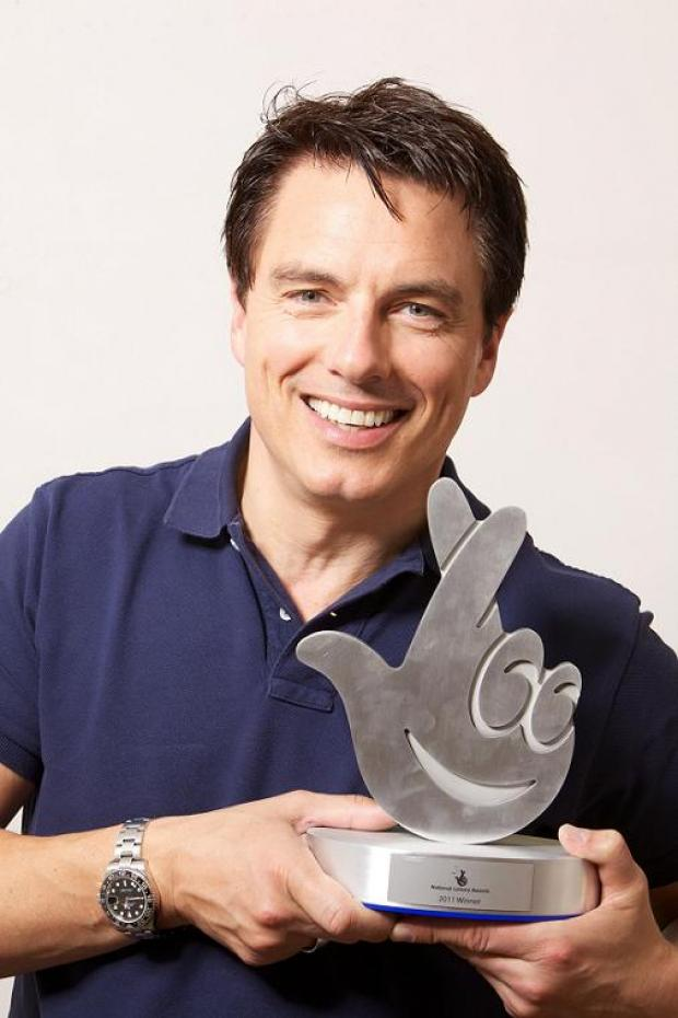 Presenter John Barrowman is urging people to nominate unsung heroes