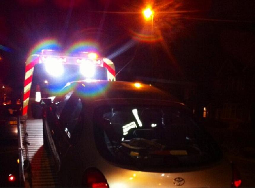 Enfield police seized uninsured cars under Operation Big Wing