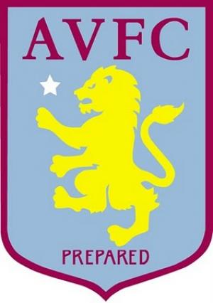 Enfield Independent: Football Team Logo for Aston Villa