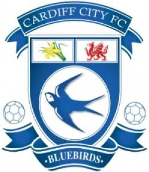 Enfield Independent: Football Team Logo for Cardiff City
