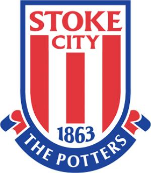 Enfield Independent: Football Team Logo for Stoke City