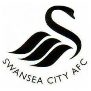 Enfield Independent: Football Team Logo for Swansea City