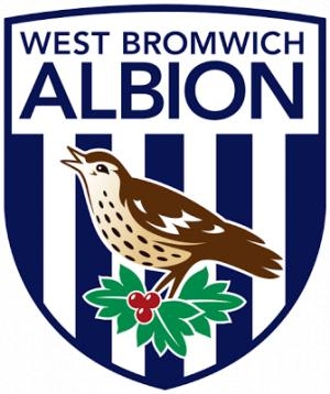 Enfield Independent: Football Team Logo for West Bromwich Albion