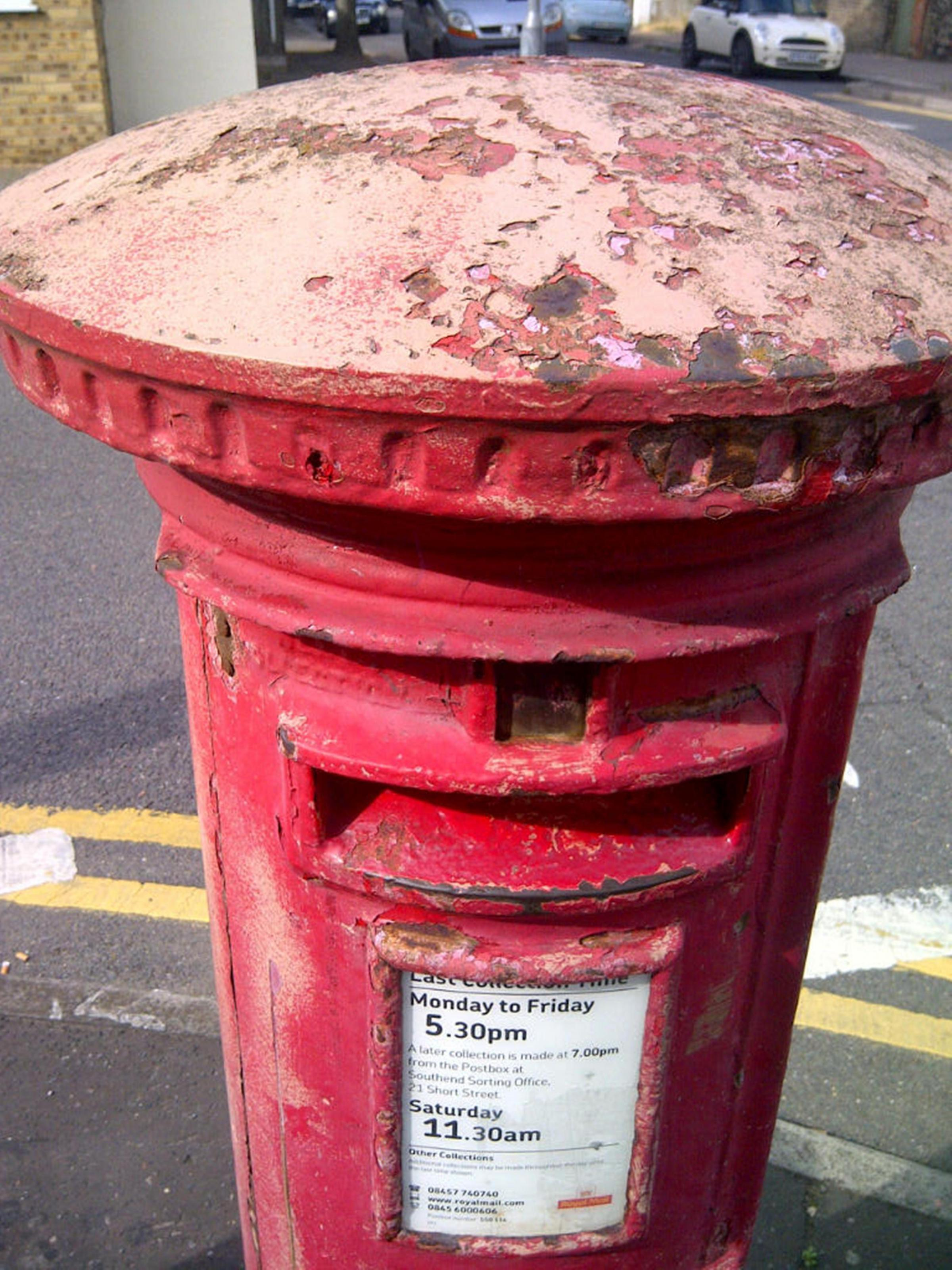 Royal Mail to change delivery routes in Enfield