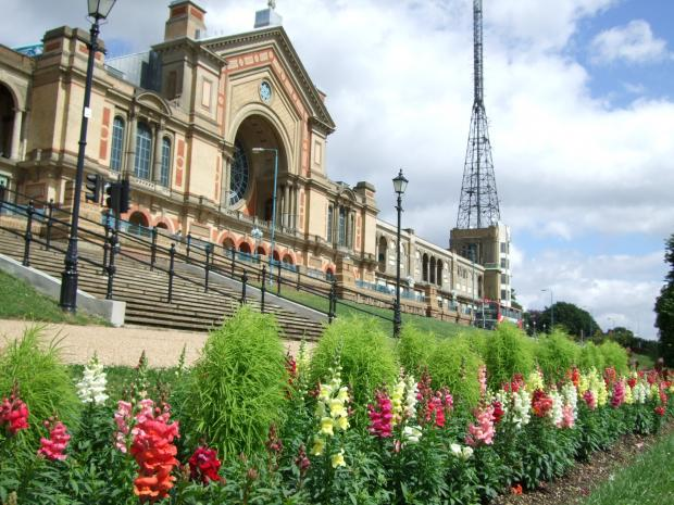Enfield Independent: Alexandra Park and Palace
