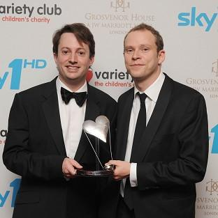 David Mitchell and Robert Webb shot to fame with Peep Show