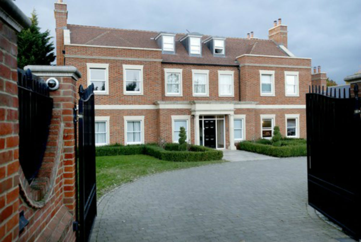 X Factor finalists to live at Winchmore Hill mansion