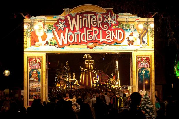 Enfield Independent: The Winter Wonderland at Hyde Park