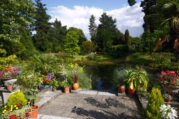 Myddelton House Gardens in Bulls Cross has been commended by VisitEngland