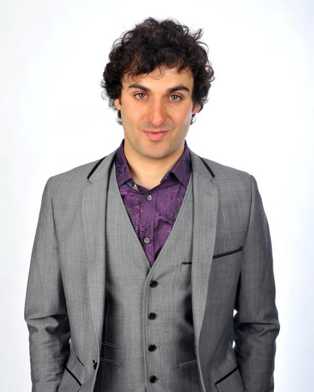 Enfield Independent: Comedian Patrick Monahan makes a splash