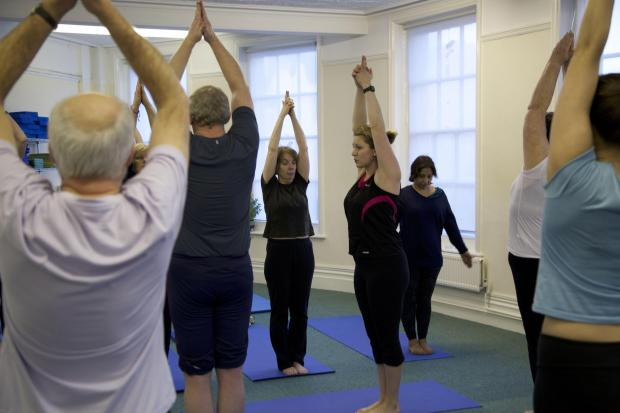 The Living Pilates weekend session