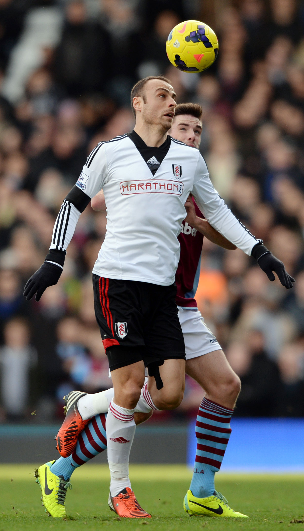Dimitar Berbatov. Picture: Action Images
