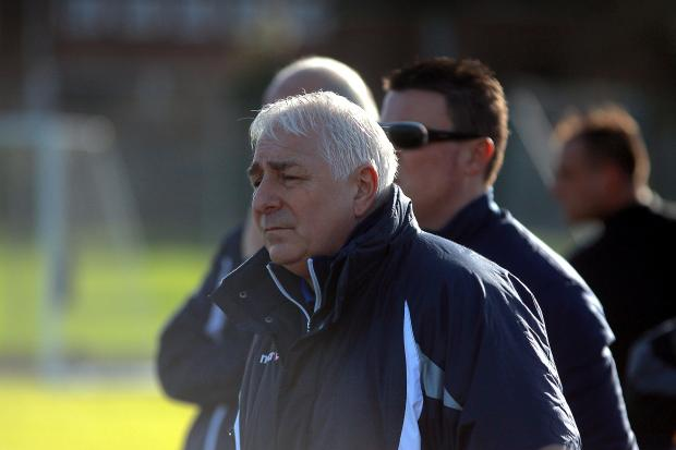 Enfield Town boss George Borg returned to the club on December 5. Picture: Phil Davidson