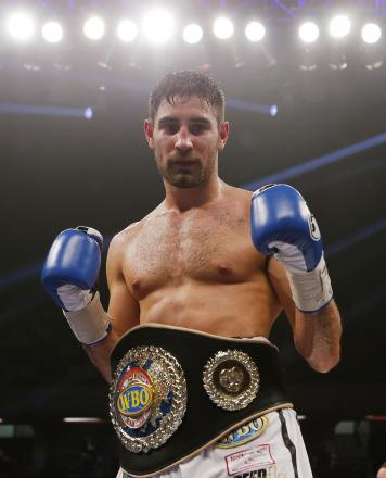 Buglioni faces April title defence