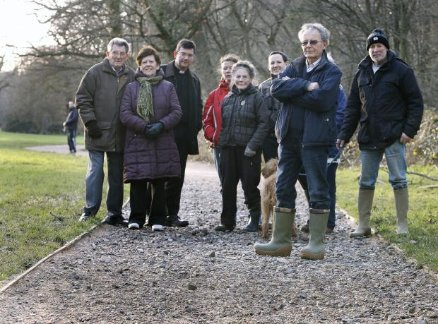 Enfield Independent: Friends of Hilly Fields in the northern part of the borough