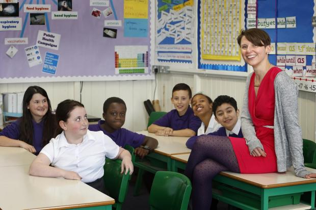 Enfield Independent: Ruth Shalcross has been named Primary School Science Teacher of the Year