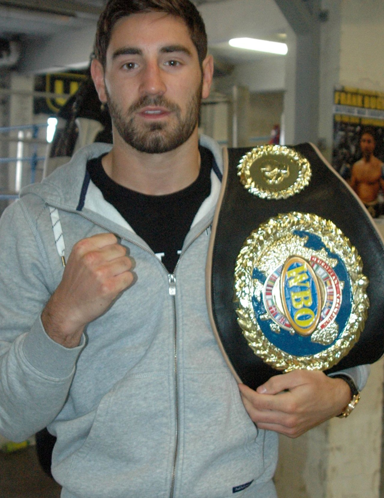 Buglioni: 'I'll be looking to make a real s