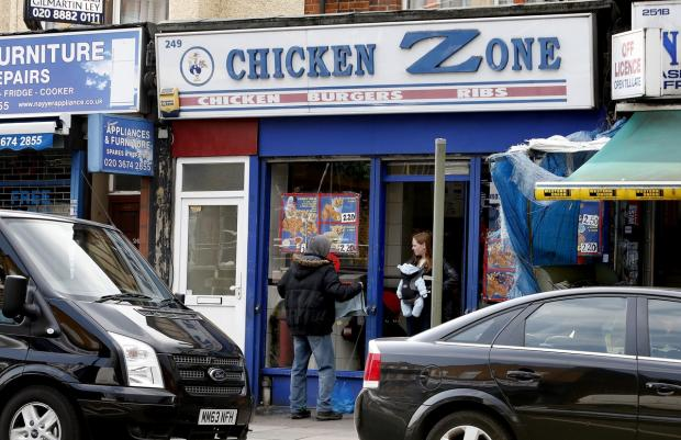 Revealed: Enfield's worst takeaways