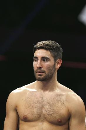 Buglioni: Khomitsky is a massive step up. Picture: Action Images