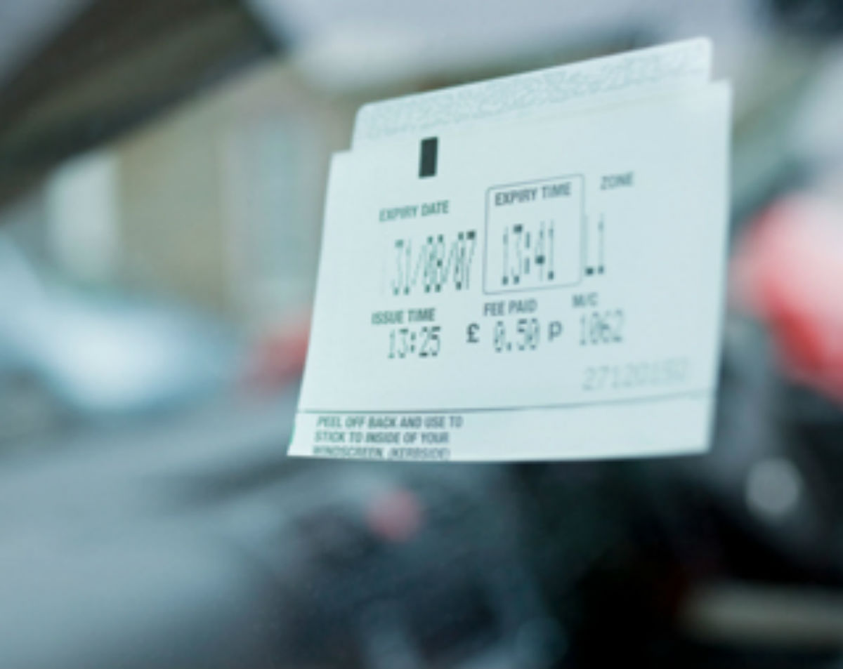 Enfield issued the seventh highest number of parking tickets in the country