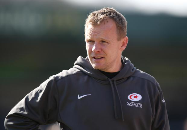 Enfield Independent: Director of Rugby Mark McCall will be aiming to go one better than last season and reach the Heineken Cup final this Saturday. Picture: Action Images