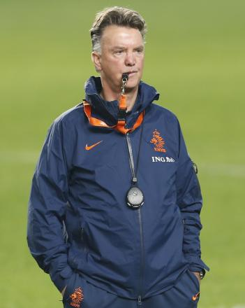 Louis Van Gaal will leave his role as Netherlands head coach this summer. Picture: Action Images