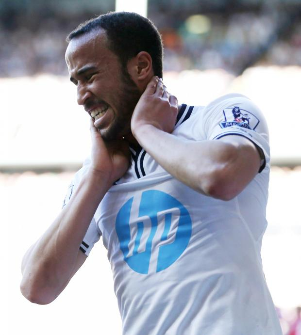 Enfield Independent: Andros Townsend is interesting Everton and Newcastle. Picture: Action Images
