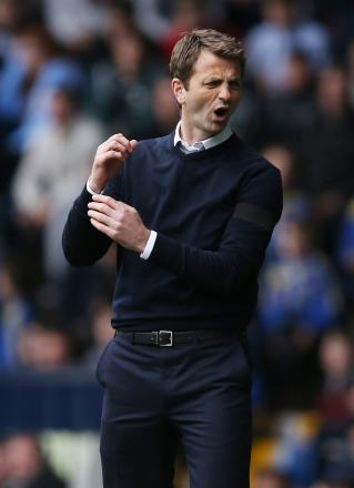 Tim Sherwood says Spurs fans appreciate signings more than homegrown stars. Picture: Action Images