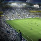 Enfield Independent: But the club confirmed to the Haringey Independent that the one-tier 'Kop-style' stand, depicted in earlier designs, remains part of its plans
