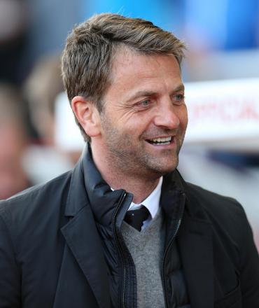 Tim Sherwood's position as head coach looks under threat. Picture: Action Images