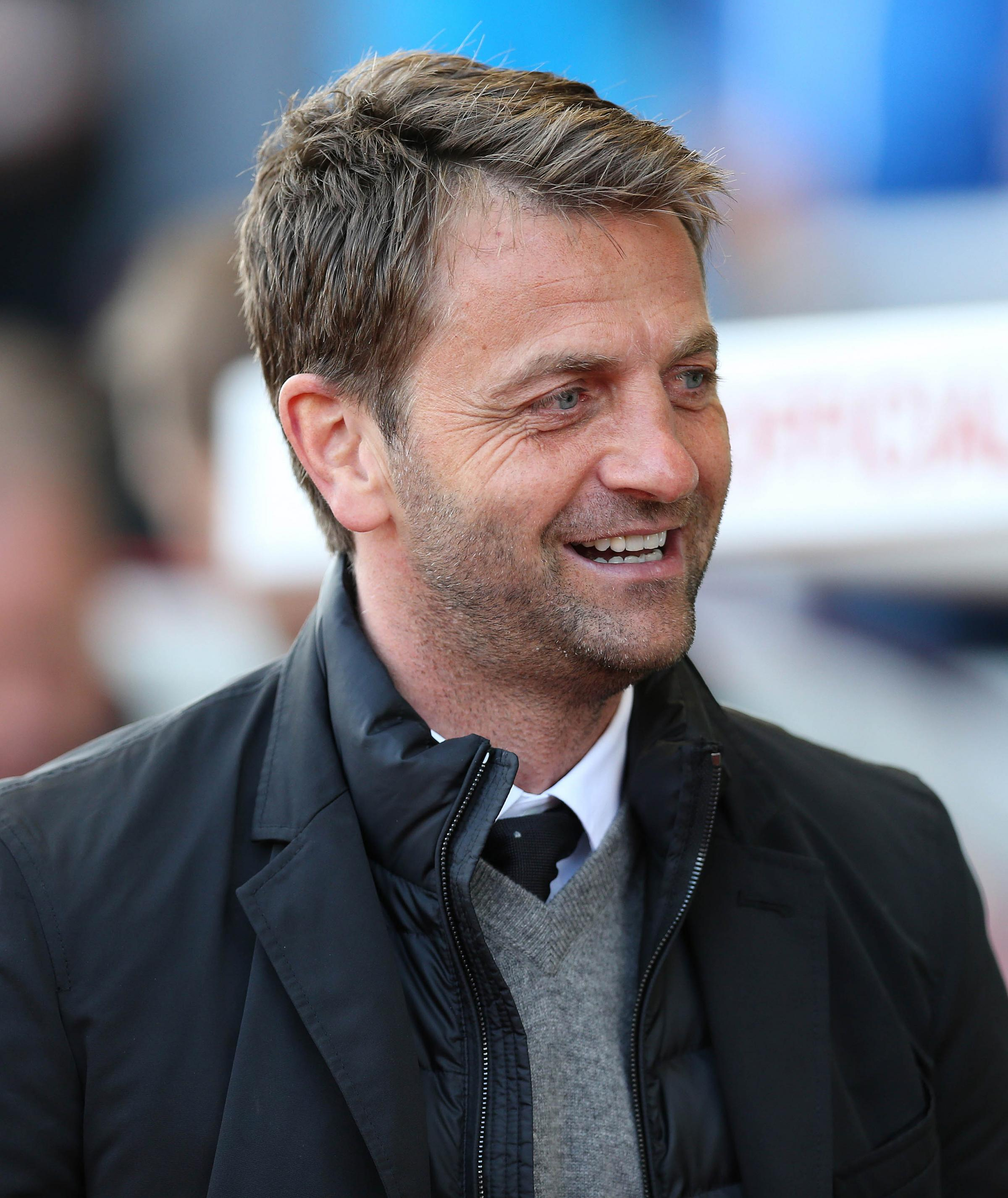 Tim Sherwood's position as head coach looks under threat. Picture: Action Im