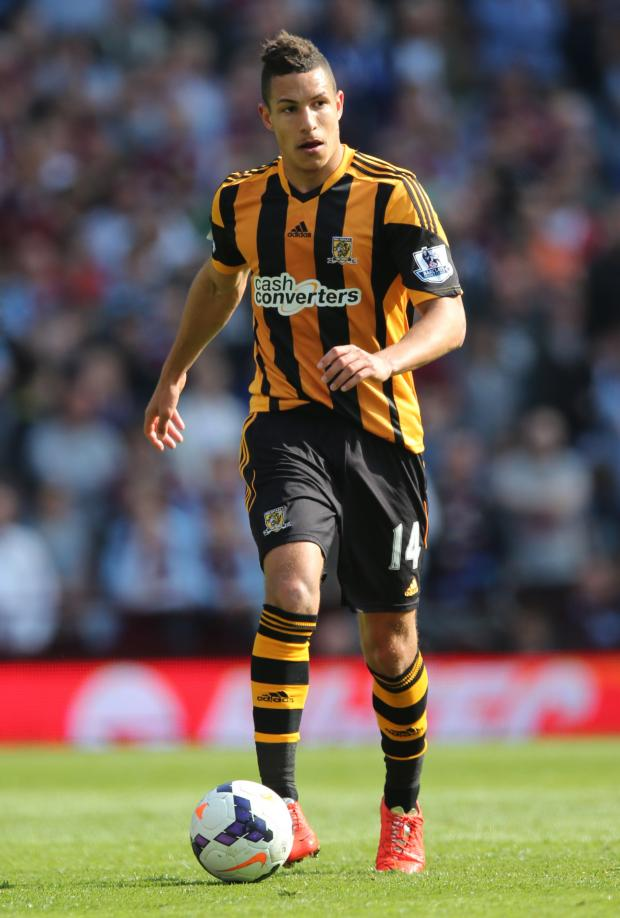 Enfield Independent: Jake Livermore in Premier League action for Hull City. Picture: Action Images