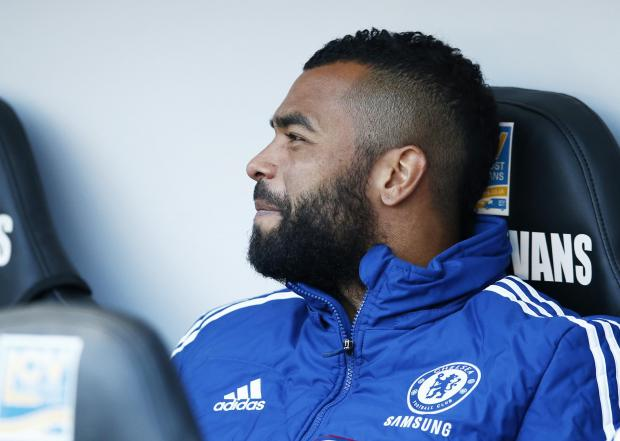 Ashley Cole has not made less top-flight starts than this season since t