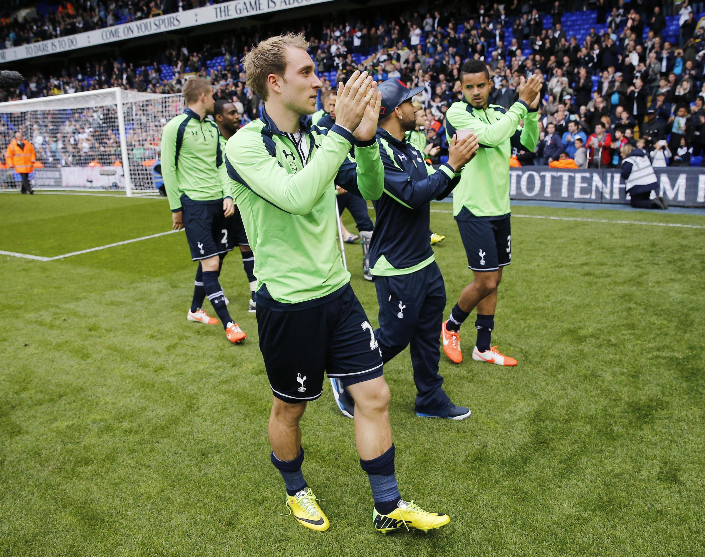 Christian Eriksen has arguably been the only summer signing to have impressed on a regular basis this season