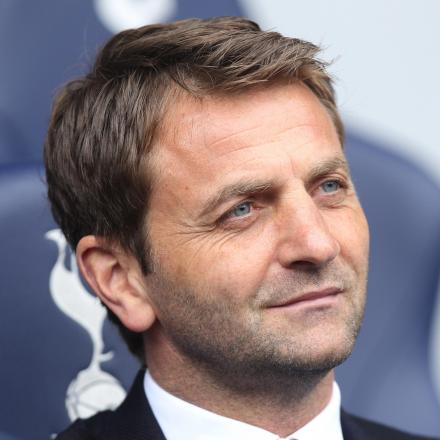Tim Sherwood was Spurs head coach for just five months. Picture: Action Images