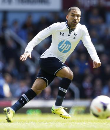 Aaron Lennon has made 257 league appearances for Spurs in nine years. Picture: Action Images