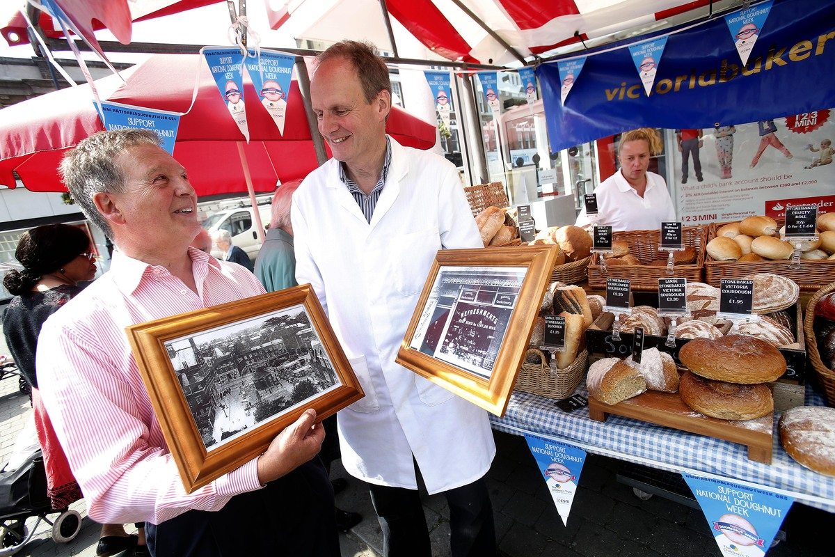 Bakery returns 100 years after first appearing in Enfield