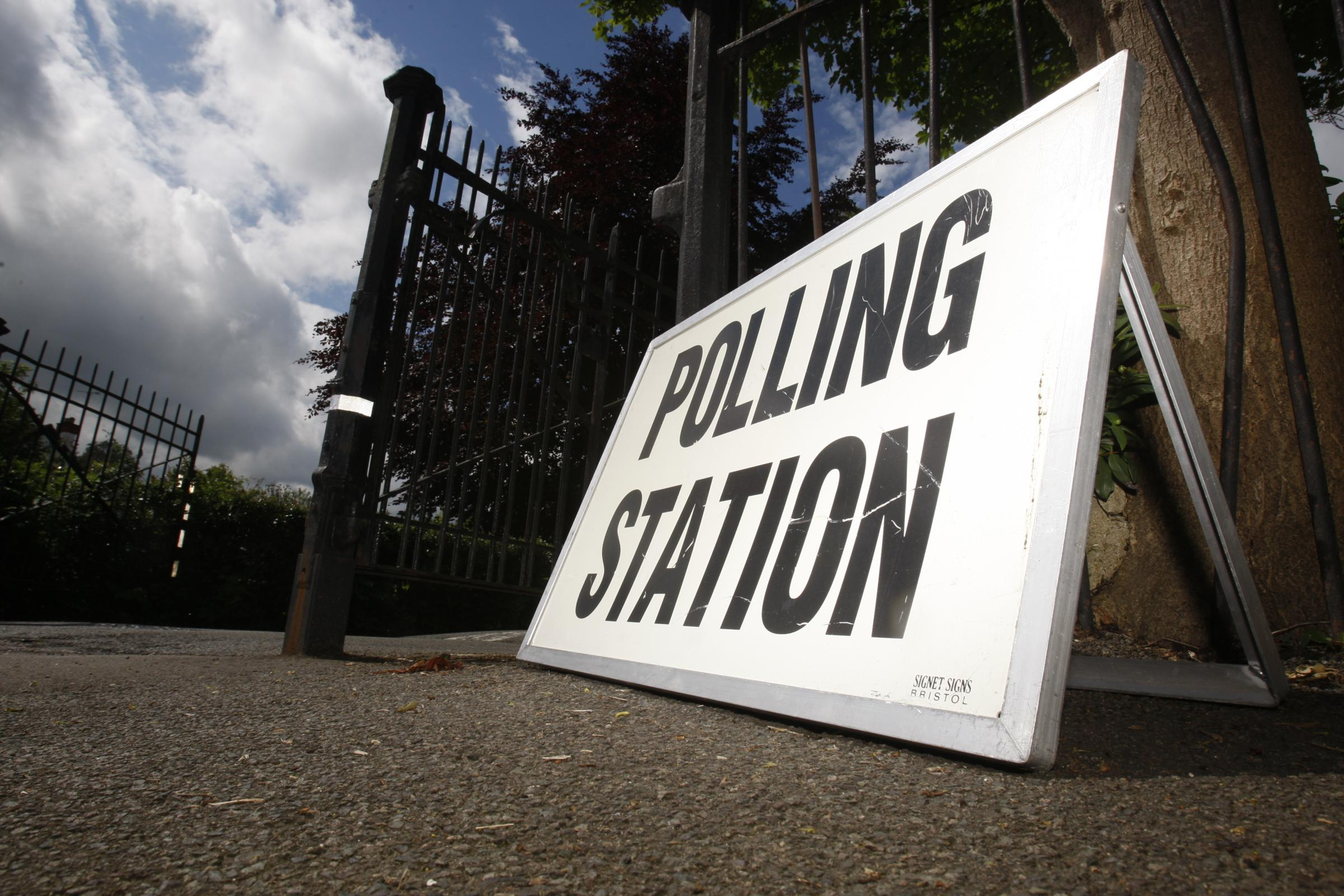 People will take to the polls today to vote for their new Enfield Borough Council