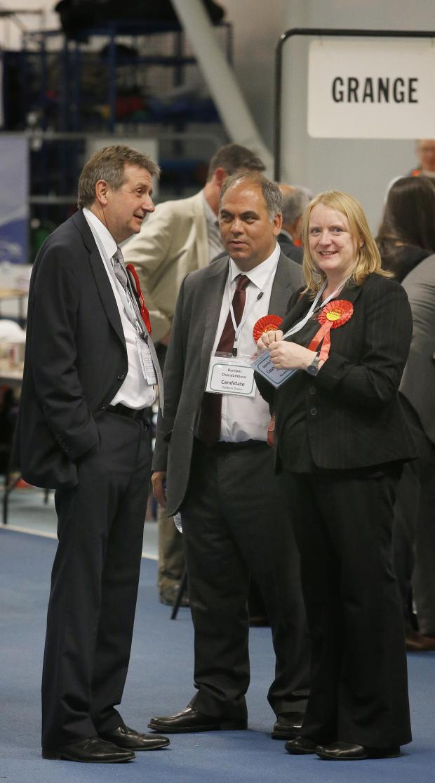Enfield Independent: Doug Taylor, leader of the Enfield Borough Council at the election