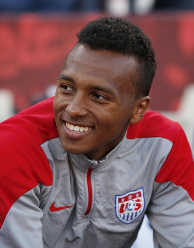 Enfield Independent: Julian Green on international duty with the USA. Picture: Action Images