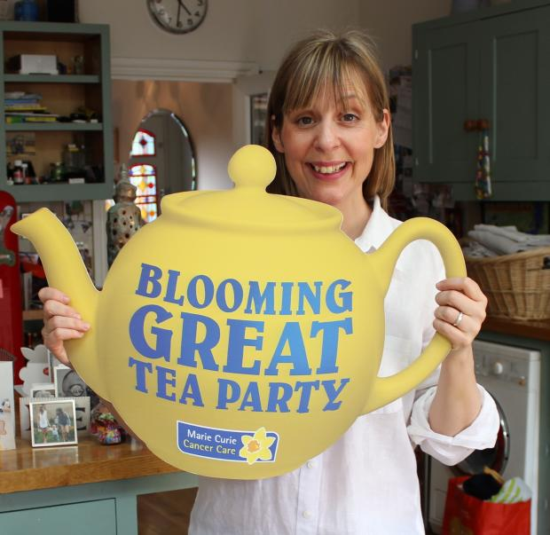 Enfield Independent: Great British Bake Off presenter Mel Giedroyc is supporting the initiative