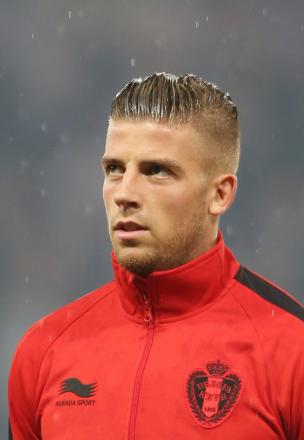 Toby Alderweireld on international duty with Belgium. Picture: Action Images
